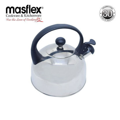Picture of Masflex 2.5L S/S Induction Whistling Kettle