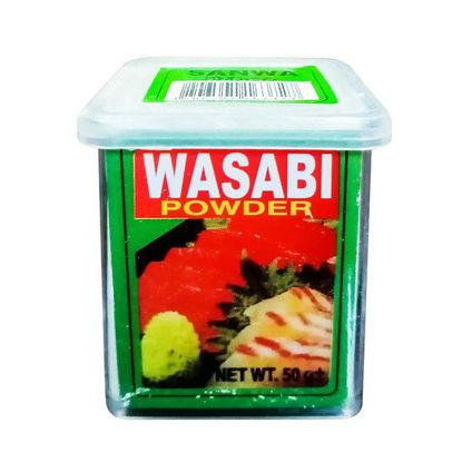 Picture of Sanwa Wasabi Powder 50g