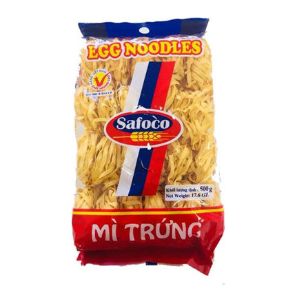 Picture of Safoco Egg Noodles (Thick) 500G