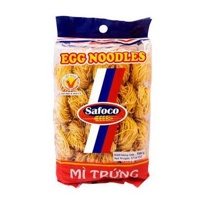 Picture of Safoco Egg Noodles (Thin) 500G