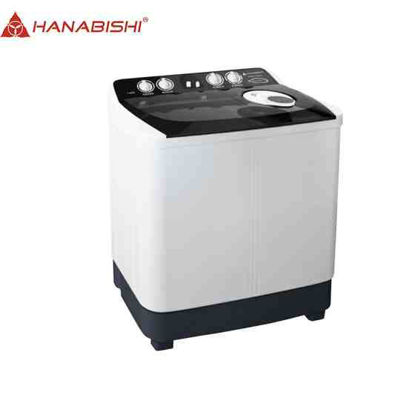 Picture of Hanabishi,Washing Machine Twin Tub,Hwm-470Blk 7.0Kg