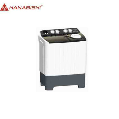 Picture of Hanabishi,Washing Machine Twin Tub,Hwm-485Blk 8.5Kg