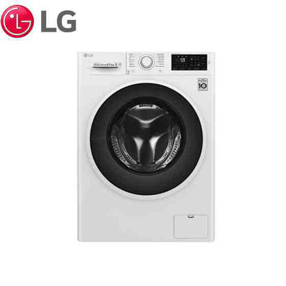 Picture of LG,Wm-Front Load,Fc1206N4W 6Kg Direct Drive Invtr