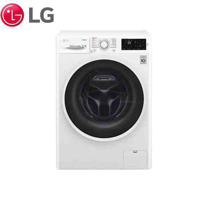 Picture of LG,Wm-Front Load,Fc1407S4W 7Kg Direct Drive Invtr