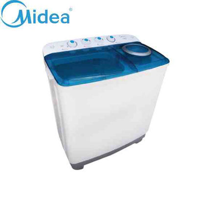 Picture of Midea,Wm,Twin Tub-Sa,Fp-90Ltt090Gmtm-B/R 8Kg