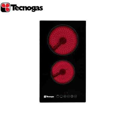 Picture of Tecnogas,Built In Cooktop,Tbh-3002Vtg-Vitro Ceramic 30Cm 2Elec