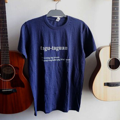 Picture of Moira's Tagu-taguan Shirt Blue