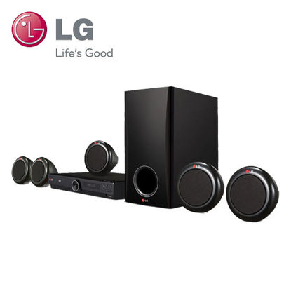 Picture of LG DVD Home Cinema System DH3140S