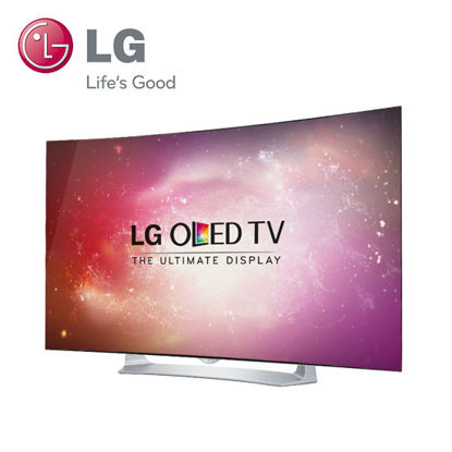 "Picture of LG 55"" CURVED OLED TV 55EG910T"