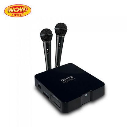 Picture of Wow! Videoke Microphone TKR-341MP Plus Rhapsody Plus