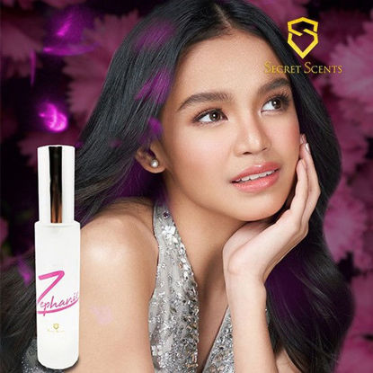 Picture of Zephanie Dimaranan Fragrance Eau De Parfum