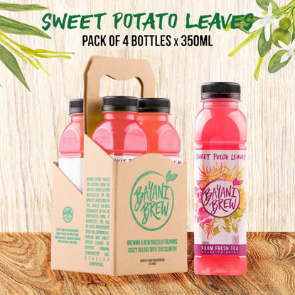 Picture of Bayani Brew Sweet Potato Leaves (350ml) - 4 bottles