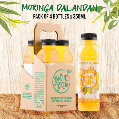 Picture of Bayani Brew Moringa Dalandan (350ml) - 4 bottles