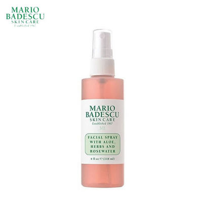 Picture of Mario Badescu Facial Spray With Aloe, Herbs and Rosewater