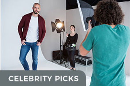 Picture for category Celebrity Picks