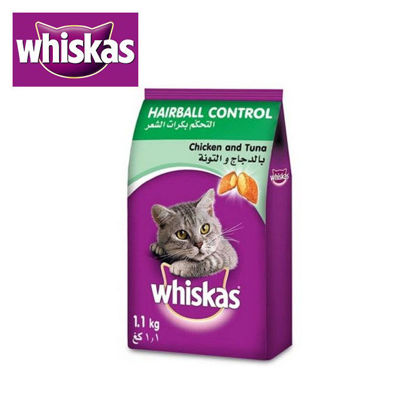 Picture of Whiskas Chicken and Tuna 1.1kg