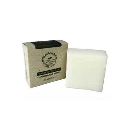 Picture of Naturali Premium Cold-Pressed Virgin Coconut Oil Soap 90g