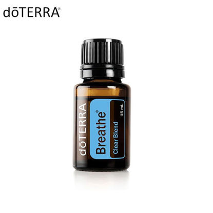 Picture of Doterra Blends Breathe (Clear Blend) 15ml