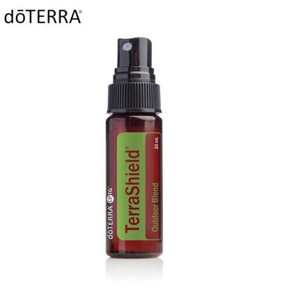 Picture of Doterra Blends TerraShield  Spray (Outdoor Protection) 30ml