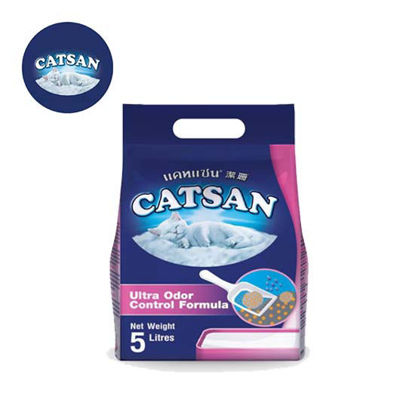Picture of Catsan Ultra Odor Control Formula 5L