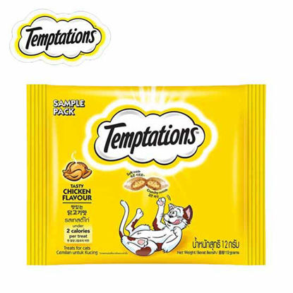 Picture of Temptations Chicken 12g