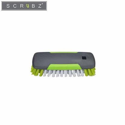 Picture of SCRUBZ Heavy Duty Cleaning Essentials Easy Grip Premium Multi-Purpose Brush