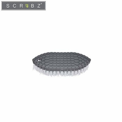 Picture of SCRUBZ Heavy Duty Cleaning Essentials Easy Grip Premium Flexible Multi-Purpose Brush