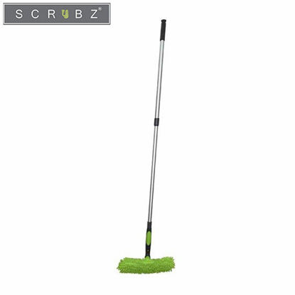 Picture of SCRUBZ Heavy Duty Cleaning Essentials Easy Grip Premium Window Washer
