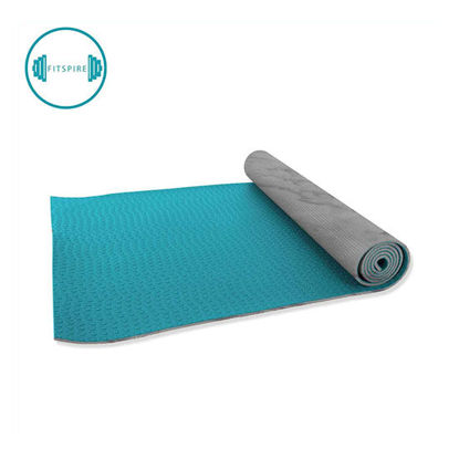 Picture of Fitspire Premium Exercise |Fitness | Home Gym |Workout Equipment |Yoga Reversable Yoga Mat