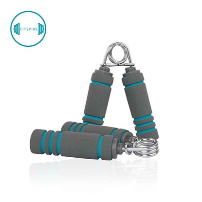 Picture of Fitspire Premium Exercise  Fitness   Home Gym  Workout Equipment  Yoga Hand Grip PP Handle w/ NBR Foam
