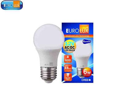 Picture of Eurolux 12V Dc Led Smd Bulb 6W Daylight