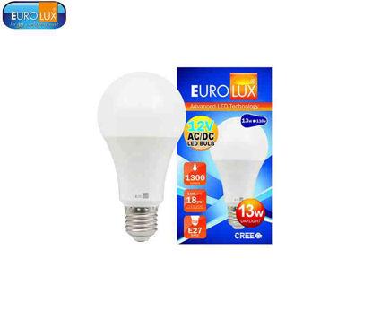 Picture of Eurolux 12V Dc Led Smd Bulb 13W Daylight