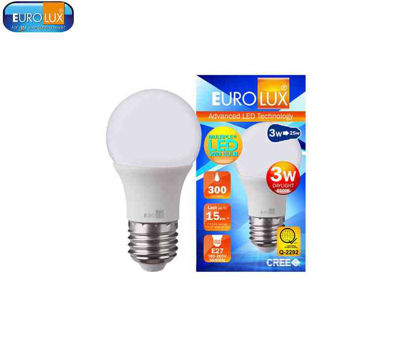 Picture of Eurolux Led Smd Bulb 3W Daylight