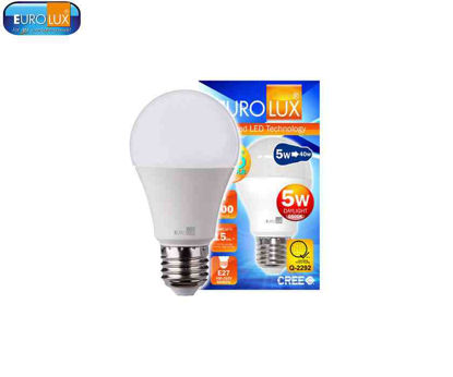 Picture of Eurolux Led Smd Bulb 5W Daylight