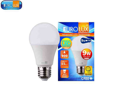 Picture of Eurolux Led Smd Bulb 9W Daylight