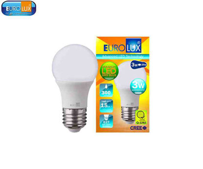 Picture of Eurolux Led Smd Bulb 3W Warmwhite
