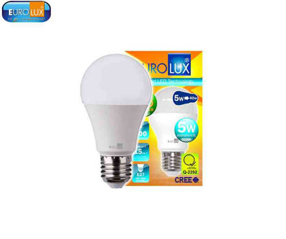 Picture of Eurolux Led Smd Bulb 5W Warmwhite