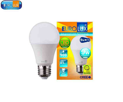 Picture of Eurolux Led Smd Bulb 9W Warmwhite