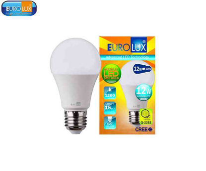 Picture of Eurolux Led Smd Bulb 12W Warmwhite