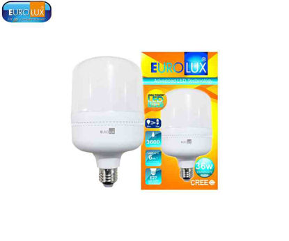 Picture of Eurolux High Power Led Smd Bulb 36W Warmwhite