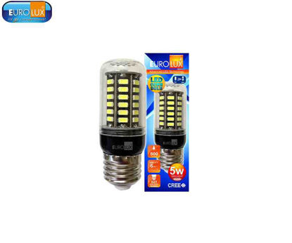 Picture of Eurolux Led Smd Corn Bulb 5W Daylight
