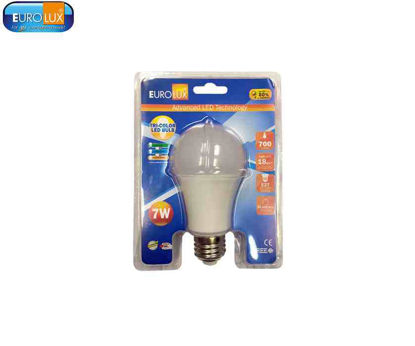 Picture of Eurolux Tri-Color Led Smd Bulb 7W (Coolwhite,Daylight,Warmwhite)