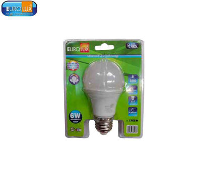 Picture of Eurolux Seamless Dimmable Led Smd Bulb 6W (Warmwhite)