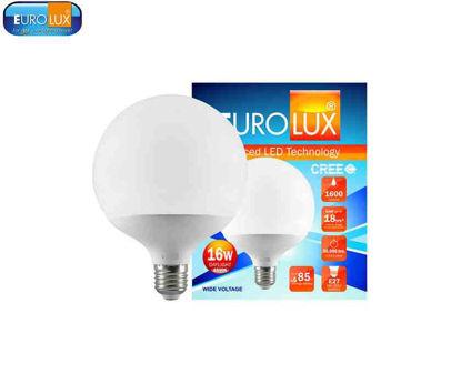 Picture of Eurolux Led Smb Globe Bulb 16W Daylight