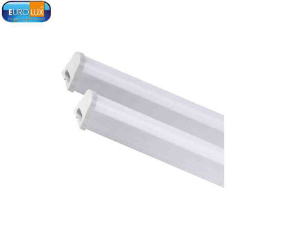 Picture of Eurolux T5 Led Smd Linestra Fixture Set 8W Warmwhite