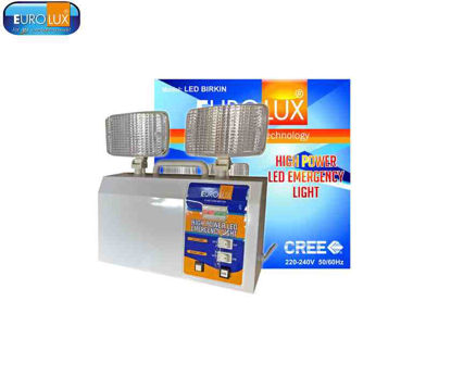 Picture of Eurolux Led Birkin Emergency Lamp 2×1.5W