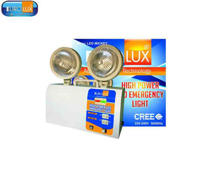 Picture of Eurolux Led Mickey Emergency Lamp 2×1.5W