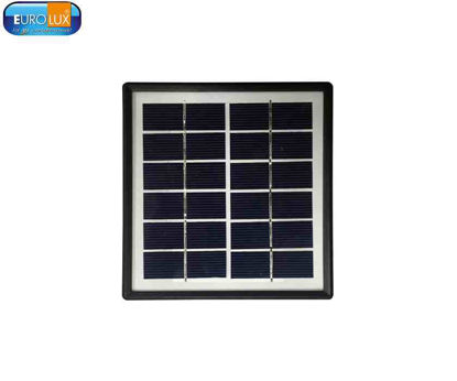 Picture of Eurolux Solar Panel 1.8W (6V)