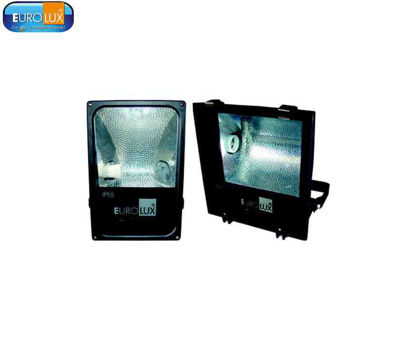 Picture of Eurolux Metal Halide Floodlight Fixture Set Without Bulb 70W
