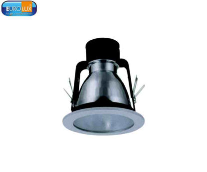 """Picture of Eurolux Downlight With Frosted Glass Cover E27 3"""""""